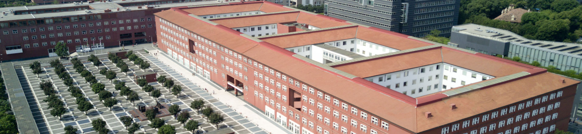 edificio U6 vista aerea
