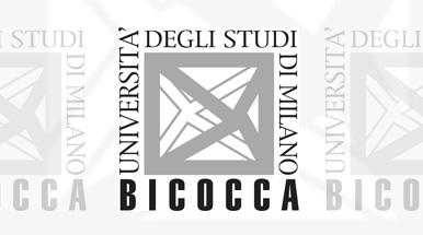logo unimib filigrana