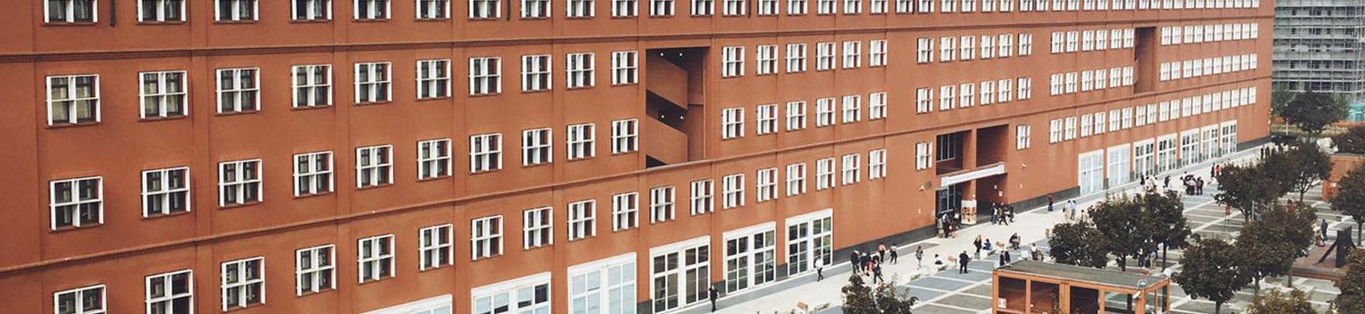 edificio U6 - piazza dell'ateneo nuovo